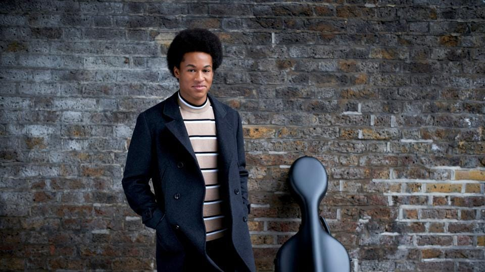 19-year-old cellist Sheku Kanneh-Mason (pictured), Karen Gibson and The Kingdom Choir, the choir from St George's chapel, various orchestras and the State Trumpeters will be among those providing music for the ceremony. (Lars Borges / REUTERS)