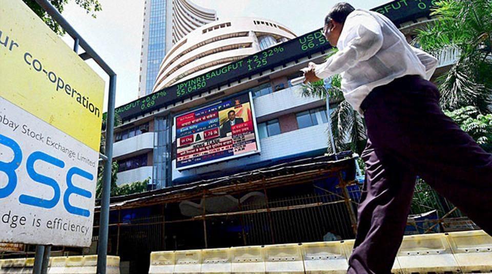 BSE Sensex plunges on Thursday.