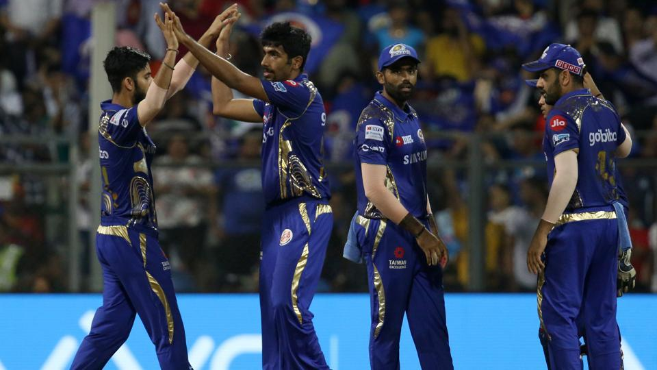 Jasprit Bumrah was Mumbai Indians' star as he picked three wickets to help defeat Kings XI Punjab in a crucial Indian Premier League (IPL) 2018 match on Wednesday. (BCCI)