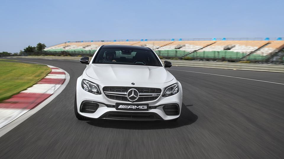 Mercedes Amg E63 S 4matic Review With 612hp This Car Takes Power