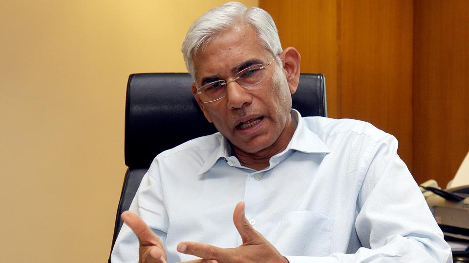 CoA,Vinod Rai,BCCI