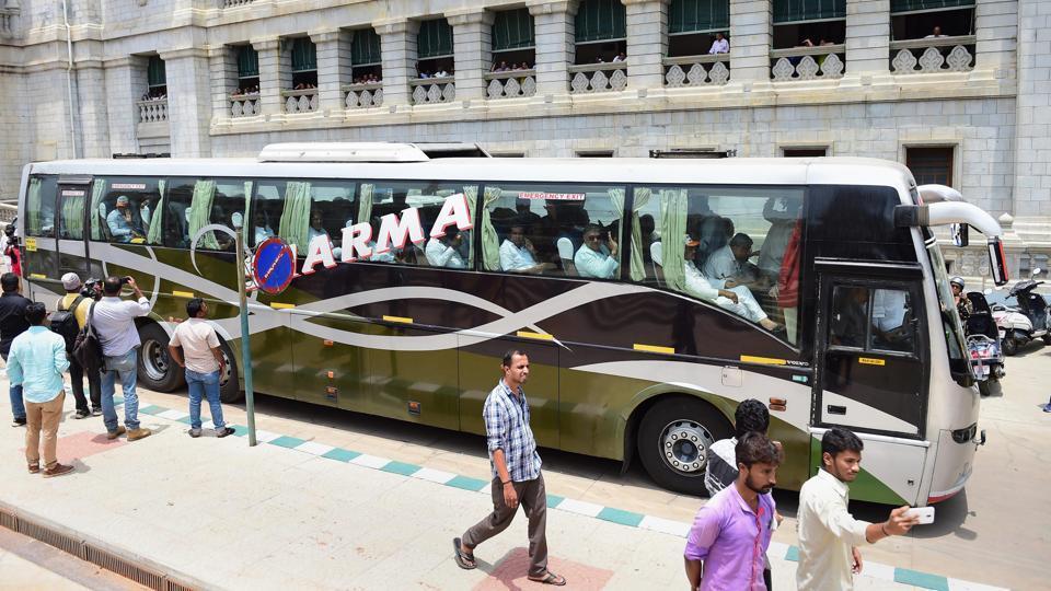 Karnataka Government,BJP,Congress JDS Alliance