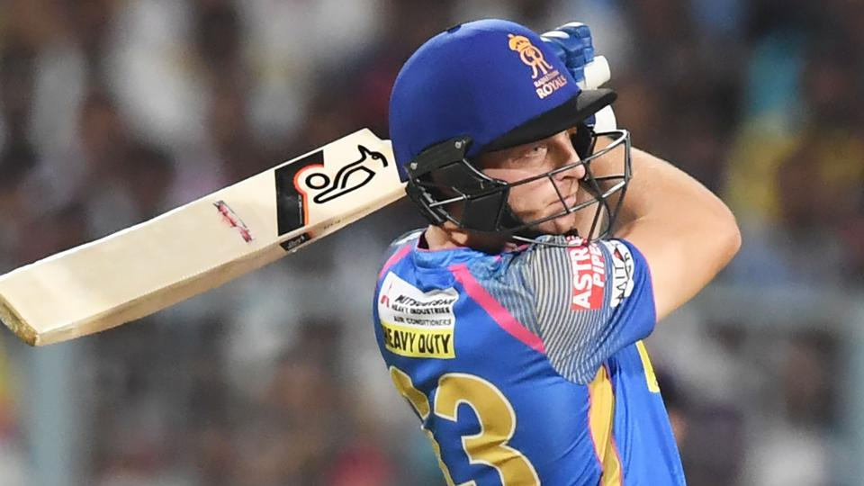 Rajasthan Royals opener Jos Buttler scored 548 runs in 13 games in the Indian Premier League (IPL 2018), at a strike-rate of 155.4, with five consecutive fifties.