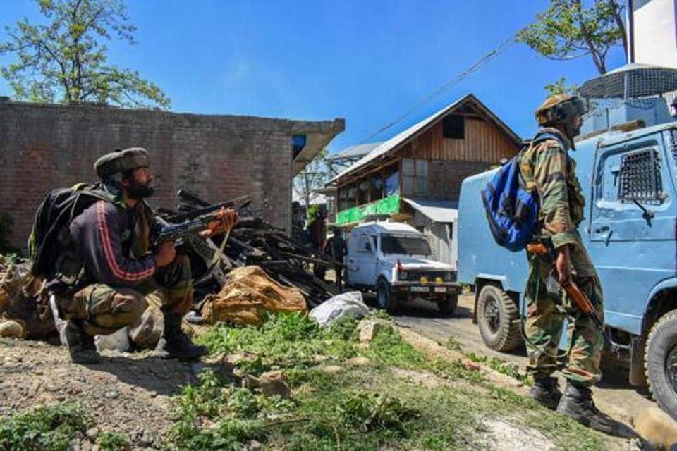 Kashmir,Militants,Kashmir militancy