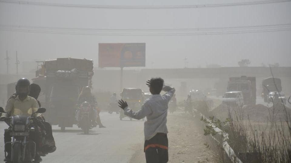 India,Pollution,PM2.5 in air