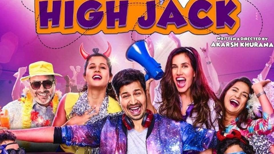 High Jack,High Jack movie review,High Jack review