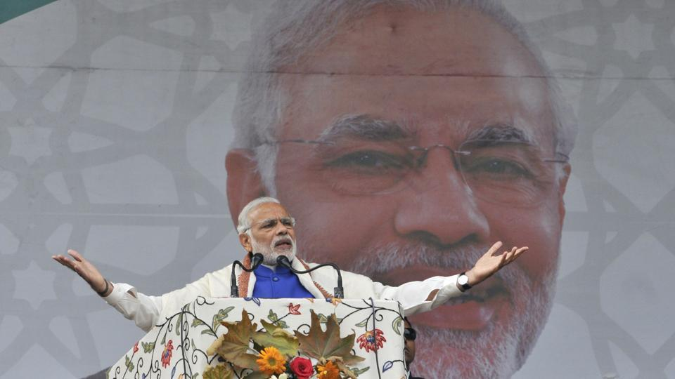 In the history of Indian politics, Modi enjoys a unique place and his personality has always sparked a debate. His political statements might have invited criticism from a certain section of society, but if you look at the politics of the last four years, he has managed to stay one step ahead