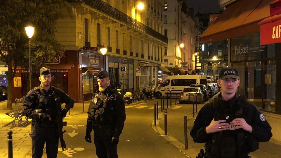 France,Foiled attack,Explosives