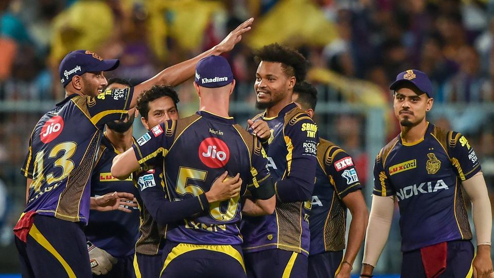 If Kolkata Knight Riders defeat Sunrisers Hyderabad on Saturday, they will qualify for the IPL 2018 playoffs.