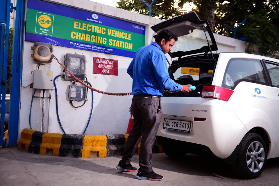 India has 14 of the 15 most-polluted cities in the world, says the latest World Health Organization report. One of the ways to clean up the air will be to go for emission-free electric vehicles (EV). By pushing EVs, like China has done, India could leapfrog to the next generation of motor transportation and a green economy.