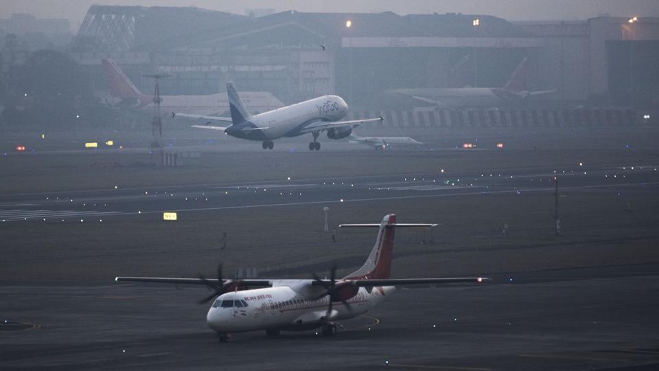 Mumbai Airport,CSIA,CSI Airport