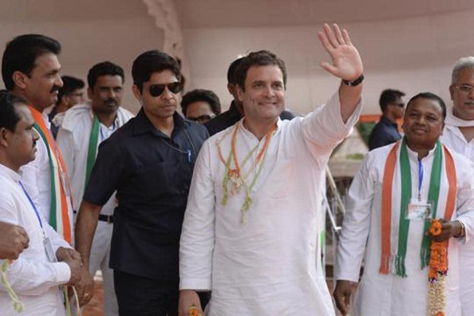Rahul Gandhi,Madhya Pradesh rally,Congress