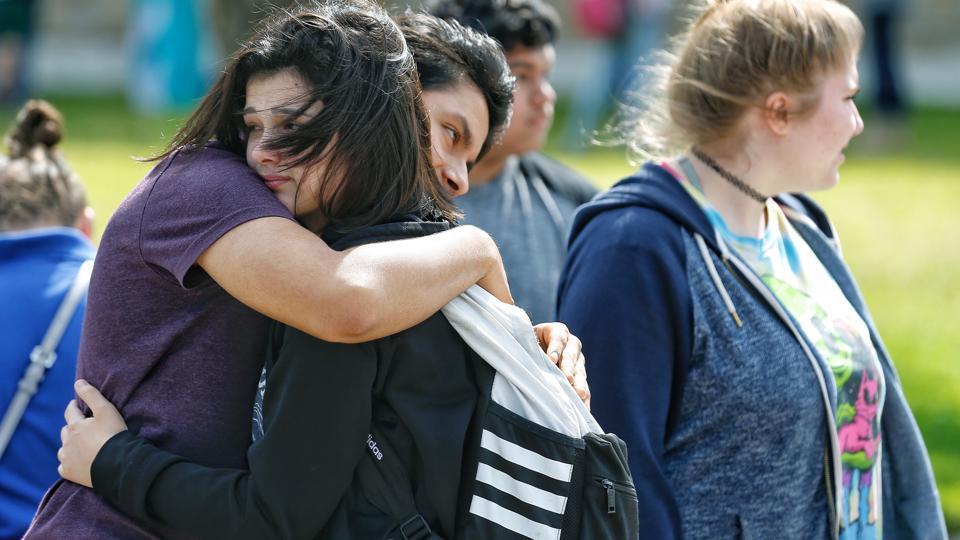 US School Shooting,Texas,Texas School shooting
