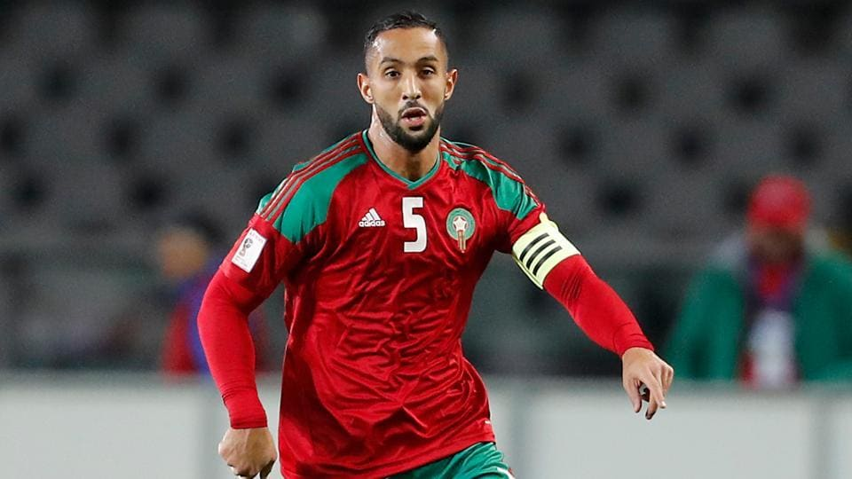 Medhi Benatia will lead Morocco's challenge at the 2018 FIFA World Cup this summer.
