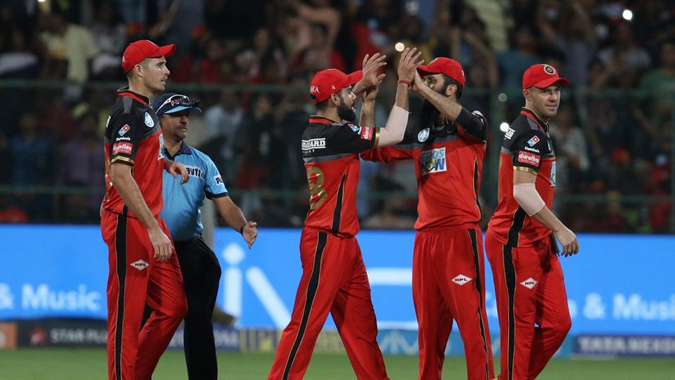 Eventually RCB held on to win by 14 runs and stay in the running for a play-off spot. (BCCI)