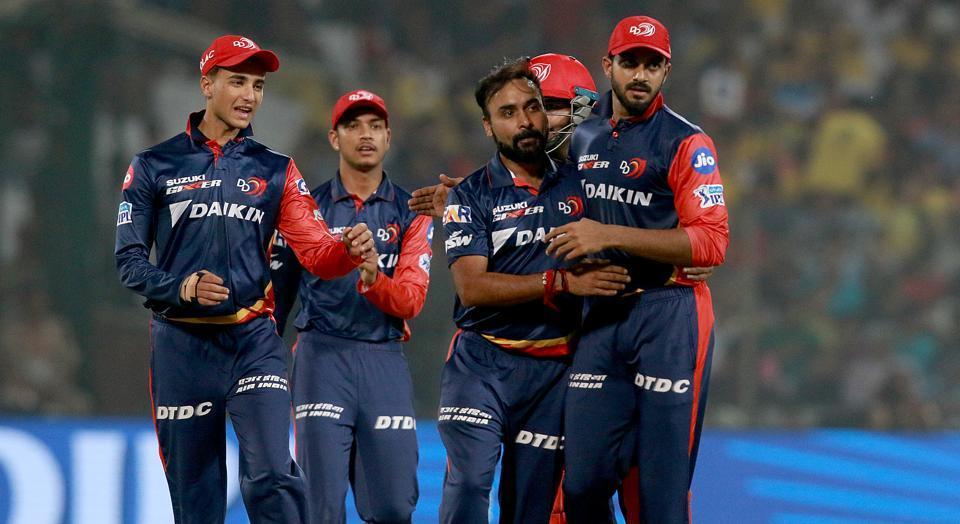 IPL 2018,Delhi Daredevils,Chennai Super Kings