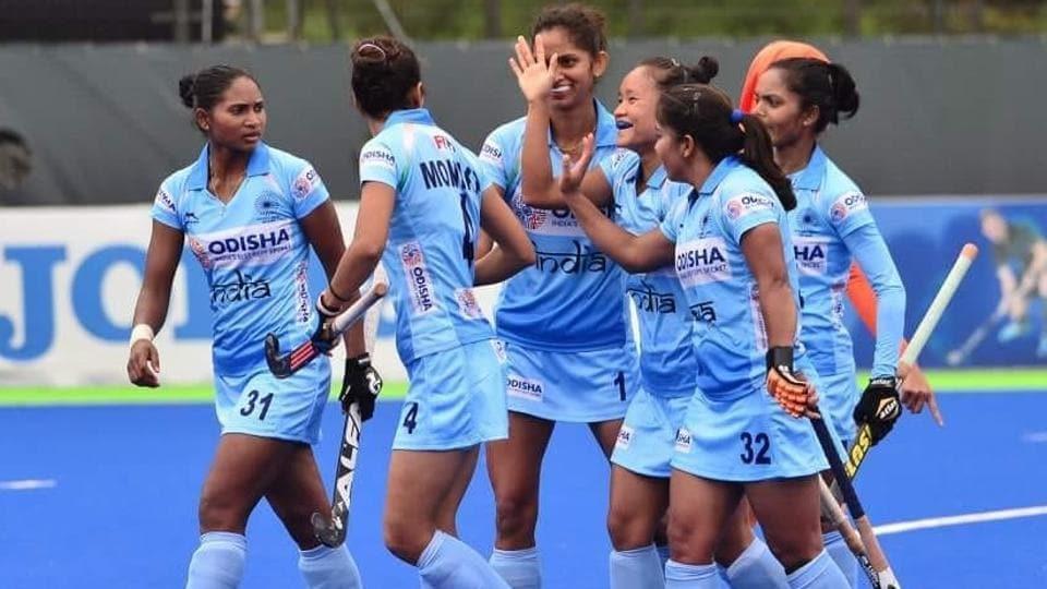Indian women's hockey team,Asian Champions Trophy,Hockey