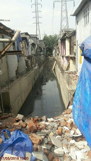 Ghatkopar,storm drains,nullah cleaning