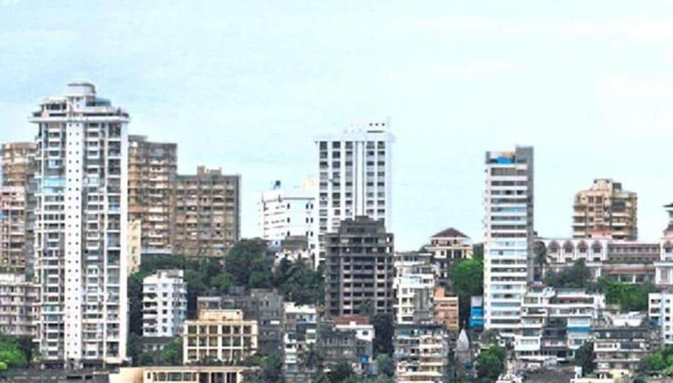 The realty market has witnessed a fall