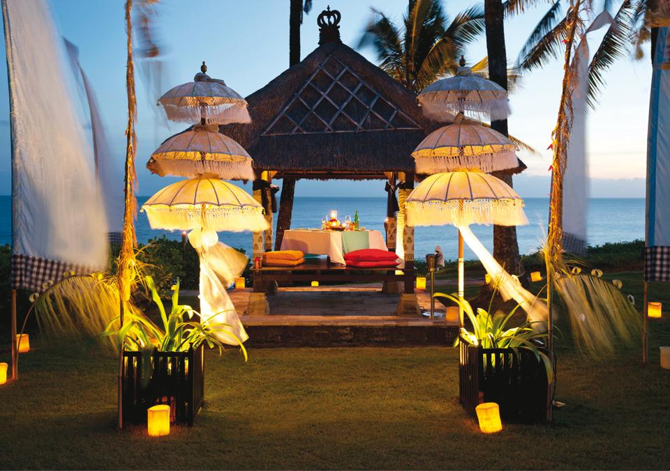 Bali has become one of the world's leading wedding destinations