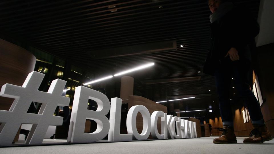 Blockchain,Riot Blockchain,Hive Blockchain Stock
