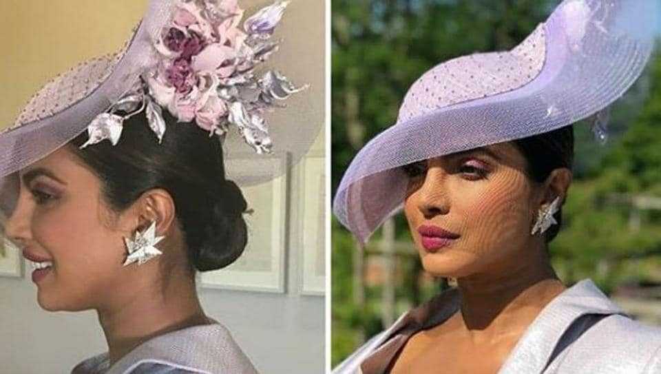 Image result for Priyanka Chopra's Royal Look in Royal Wedding, See Photos
