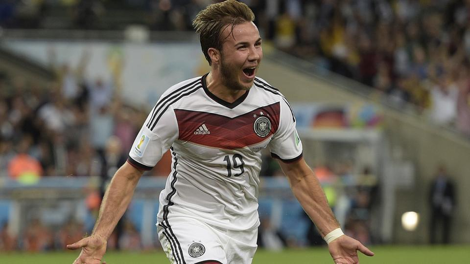 Mario Goetze was not named in Germany's extended 27-man pre-squad for the 2018 FIFA World Cup.