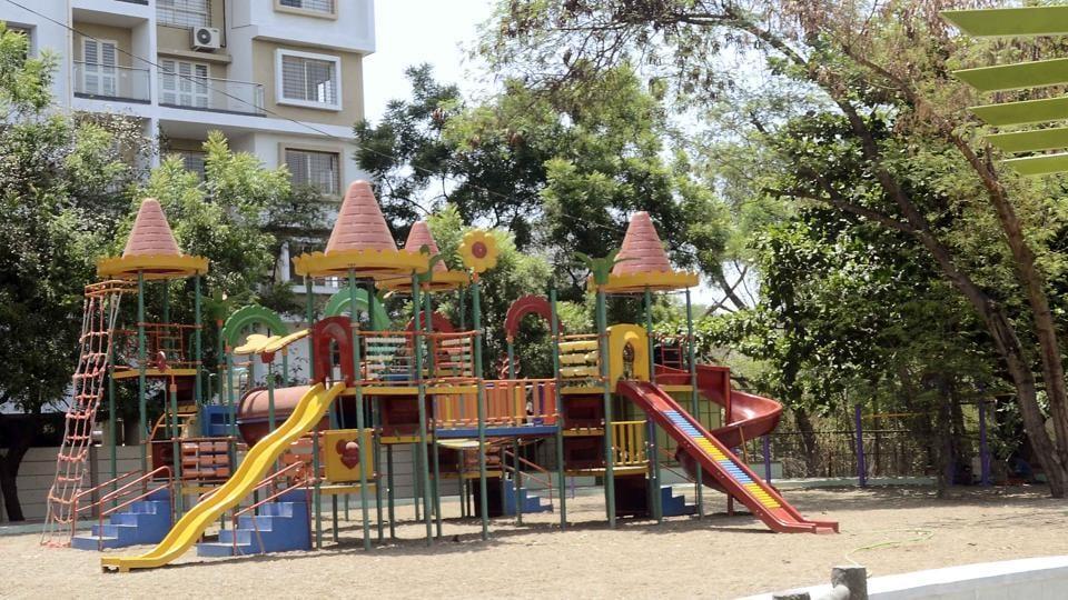 Pune,Kothrud,Garden