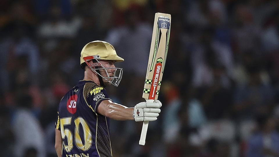 IPL 2018,Chris Lynn,Kolkata Knight Riders