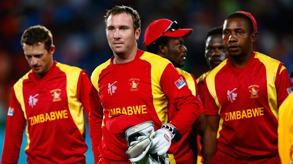 Zimbabwe cricketers are in the middle of a protest over wage issues with their board.