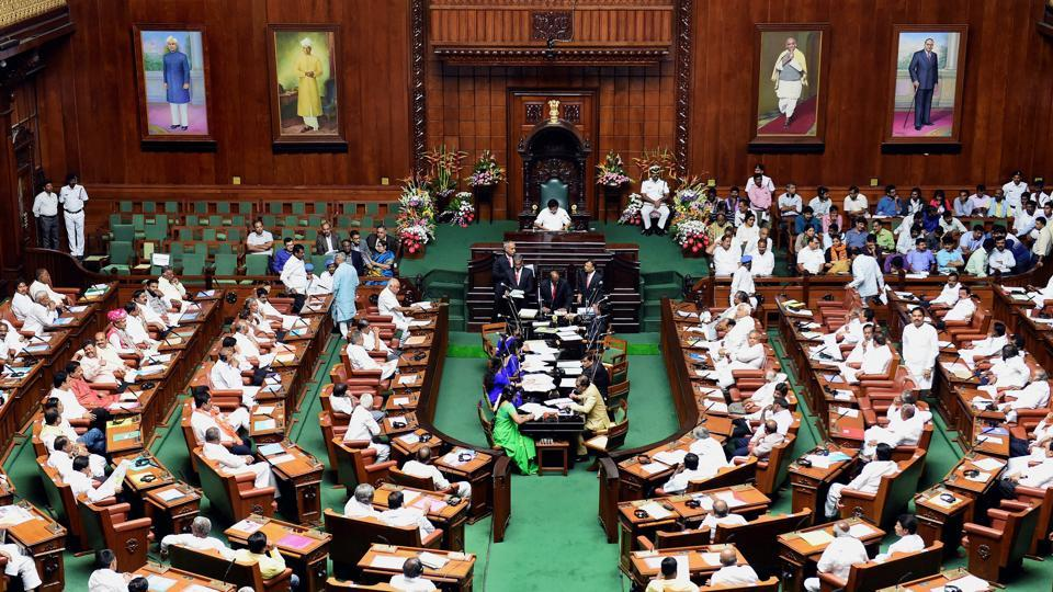 Karnataka assembly,Congress,Yeddyurappa resigns