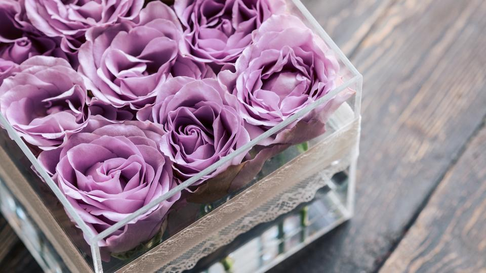 Preserved flowers,Preserved roses,Champs Fleur