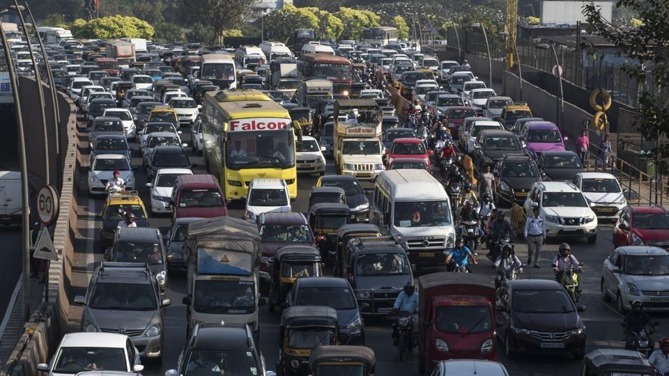 Mumbai,vechicles,private vehicles