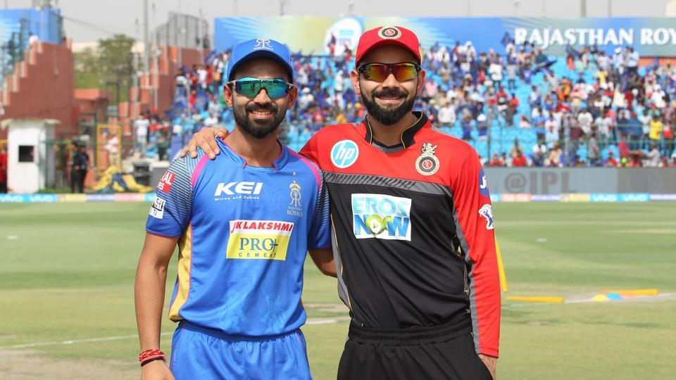 Rajasthan Royals won the toss and chose to bat in what was an important game for both sides in the IPL 2018 tournament. (BCCI)