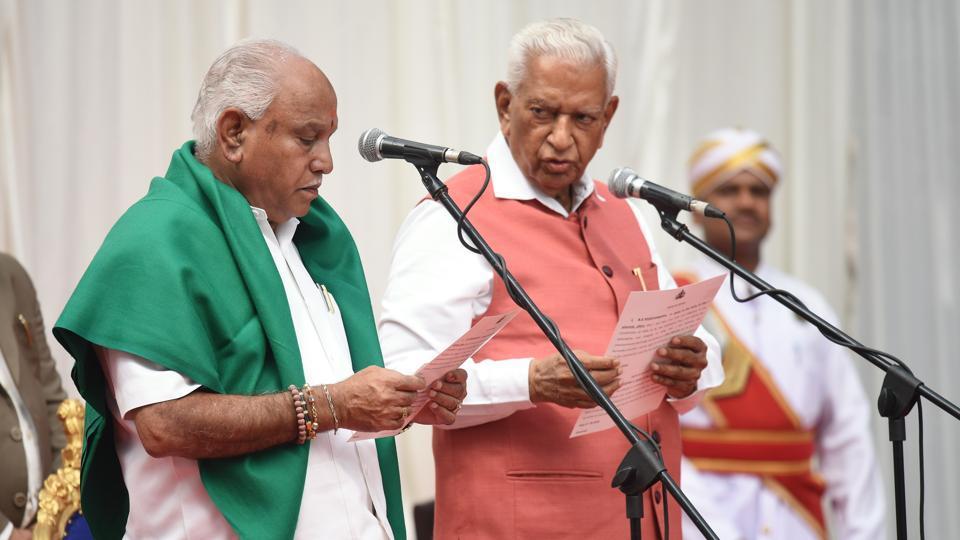 Karnataka governor,Karnataka elections,Vajubhai Vala