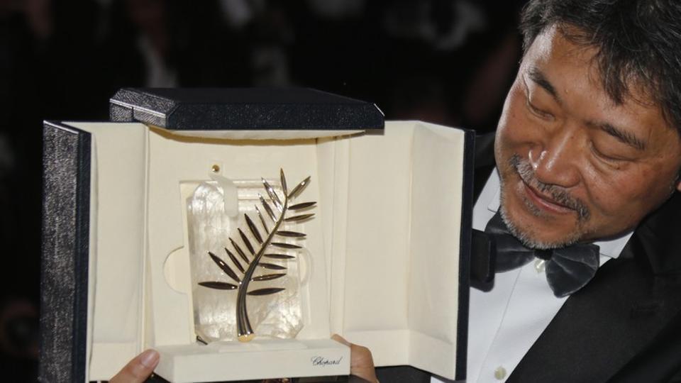Cannes Film Festival,Palmed'Or,Shoplifters