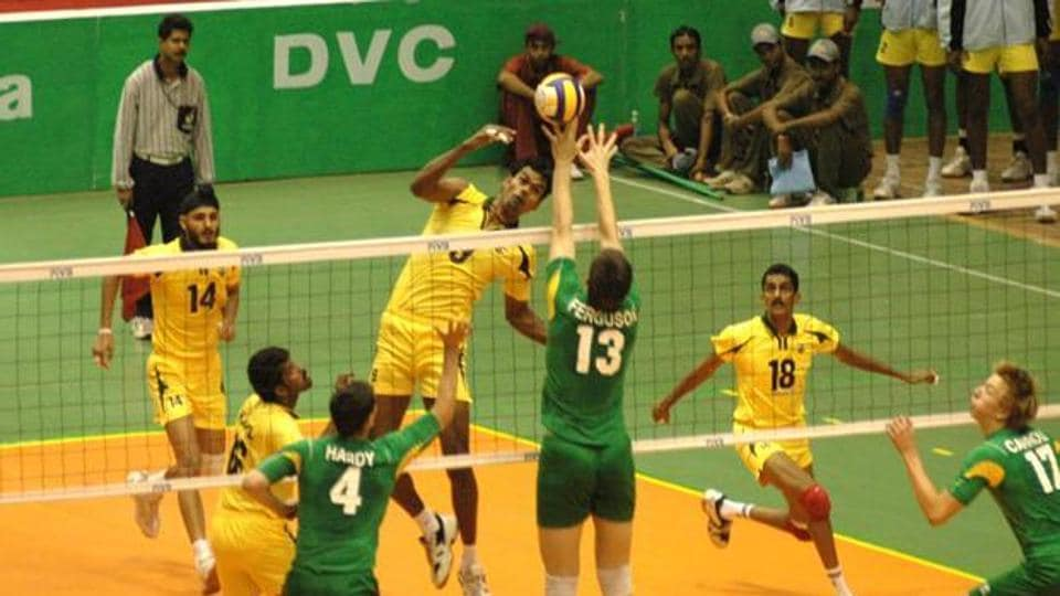 Volleyball Federation of India,Federation Internationale de Volleyball,2018 Asian Games