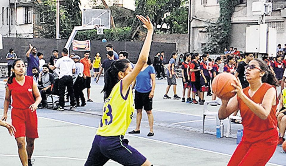 Pune,basketball,Sanjay Mahadeo Nimhan Memorial under-16 district championship