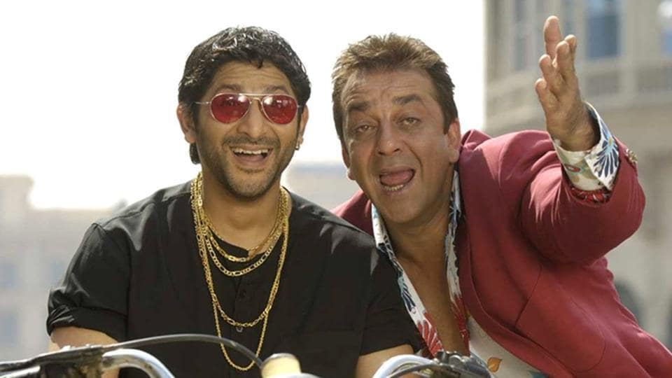 Munna Bhai and Circuit will return to silver screen.