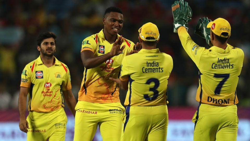 Lungi Ngidi was the most economical bowler in IPL 2018. (Photo Source - IANS)