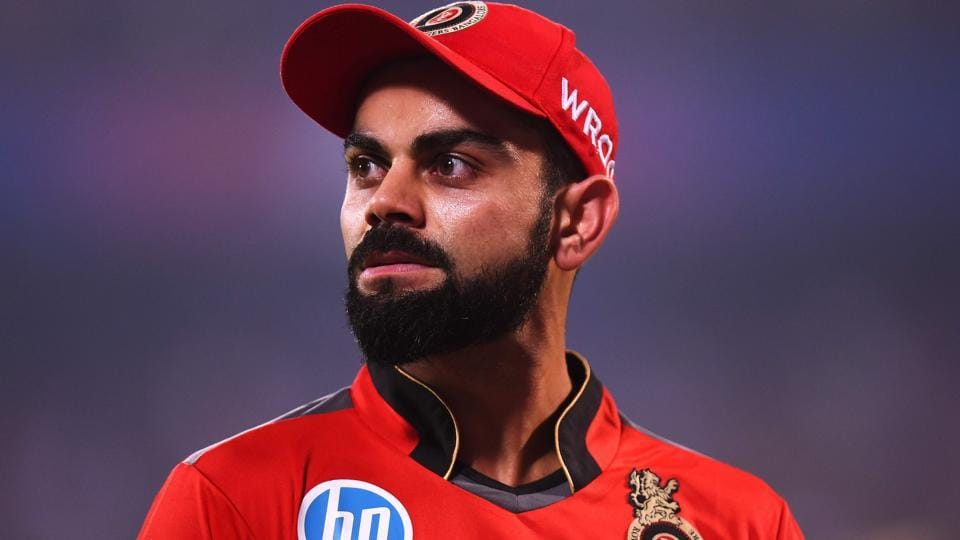 IPL 2018,Virat Kohli,Royal Challengers Bangalore