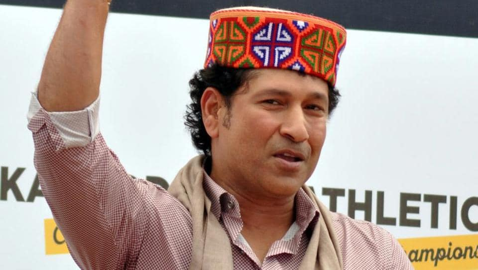Sachin Tendulkar has urged young Indians to take up sport for a healthy lifestyle.