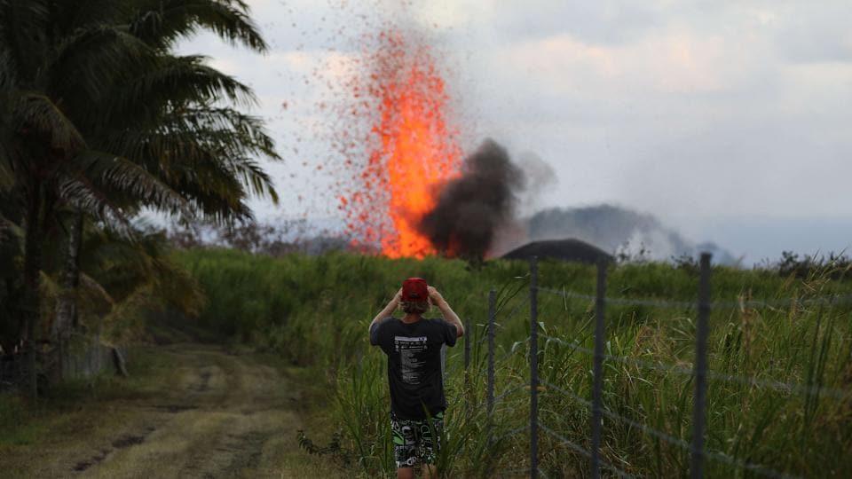 Hawaii volcano,Hawaii's Big Island,Kilauea volcano