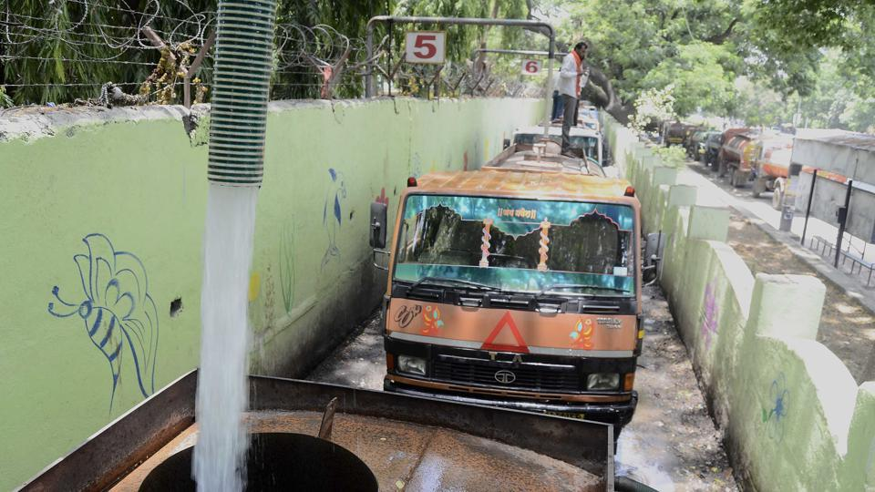 Pune,water mafia exposed,filing points