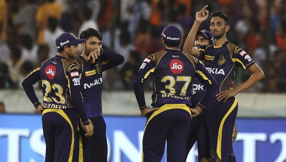 Kolkata Knight Riders,IPL 2018,Sunrisers Hyderabad