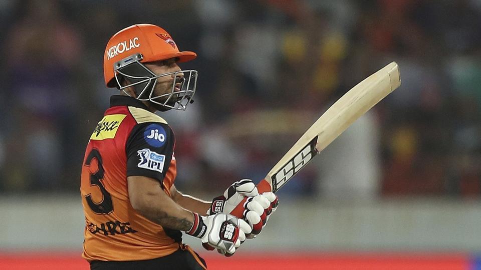 Sunrisers Hyderabad,IPL 2018,Kolkata Knight Riders