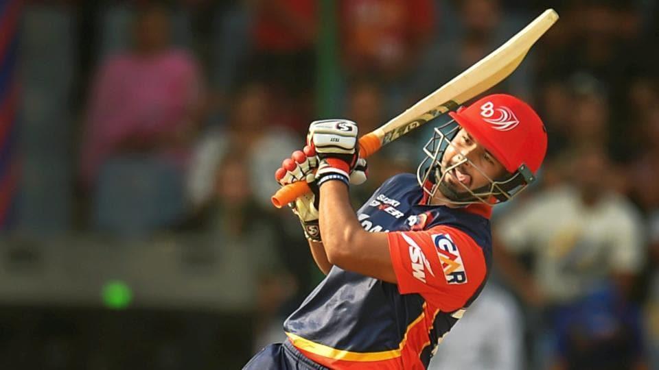 Rishabh Pant was DelhiDaredevils' best performer with the bat in IPL 2018.