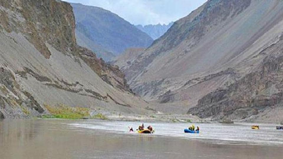 Pakistan's Foreign Office on Friday voiced concern over the inauguration of the hydroelectric project by Prime Minister Narendra Modi on Saturday.