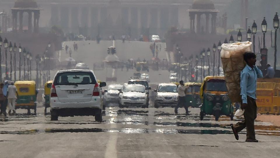 Delhi temperature,Delhi weather,IMD
