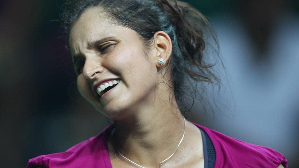 Sania Mirza,Tennis,India
